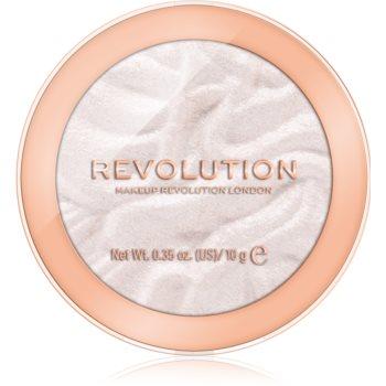 Makeup Revolution Reloaded iluminator poza noua