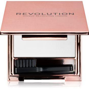 Makeup Revolution Soap Styler sãpun solid pentru sprancene imagine produs