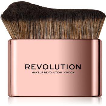 Makeup Revolution Glow Body perie cosmetică pentru corp poza noua