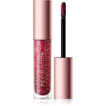 Makeup Revolution Viva Glitter Body Gloss sclipici pentru față și corp poza noua