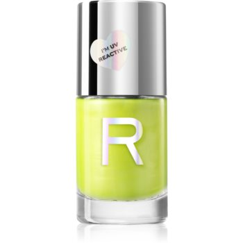 Makeup Revolution Neon Glow lac de unghii cu stralucire neon poza noua