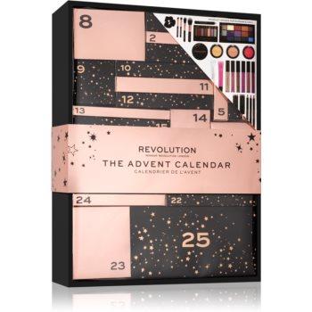 Makeup Revolution Advent Calendar Calendar de Crãciun (pentru femei) poza