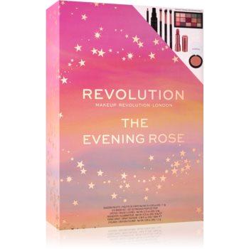Makeup Revolution The Evening Rose set cadou (pentru femei) imagine produs