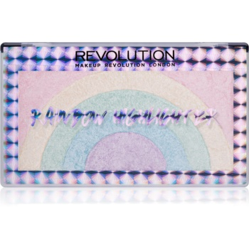 Makeup Revolution Rainbow Highlighter 10 g