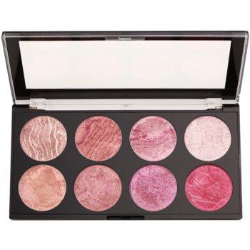 Makeup Revolution Blush paleta fard de obraz imagine produs