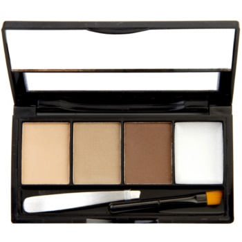Makeup Revolution I ♥ Makeup Brows Kit set pentru sprancene
