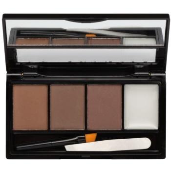 Makeup Revolution I ♥ Makeup Brows Kit set pentru sprancene