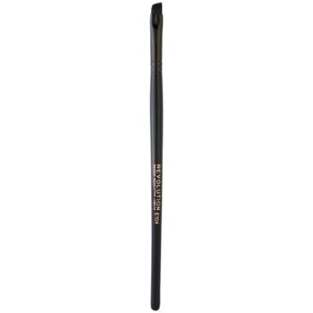 Makeup Revolution Brushes pensula pentru sprancene