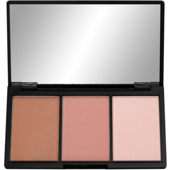 Makeup Revolution I ♥ Makeup Definition paleta na kontury obličeje