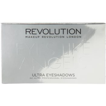 Makeup Revolution Eyes Like Angels paleta de sombras 3