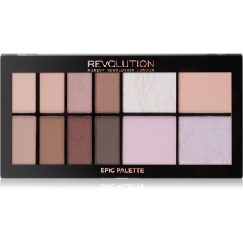 Makeup Revolution Epic Day paleta pentru fata multifunctionala