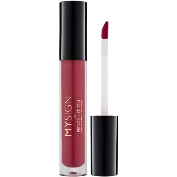 Makeup Revolution My Sign lip gloss