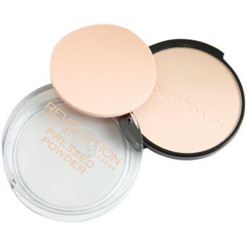 Makeup Revolution Pressed Powder компактна пудра 1