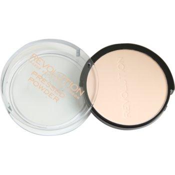 Makeup Revolution Pressed Powder компактна пудра 2