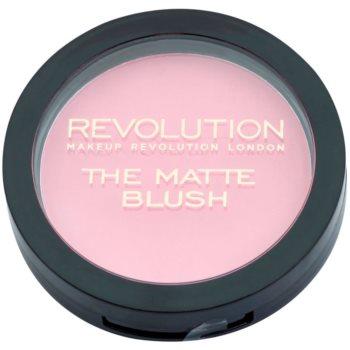 Makeup Revolution The Matte руж 1