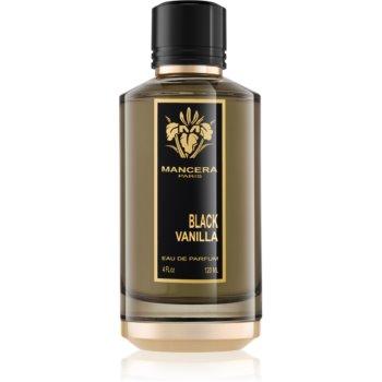 Mancera Black Vanilla eau de parfum unisex 120 ml