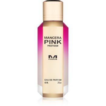 Mancera Pink Prestigium eau de parfum pentru femei 60 ml