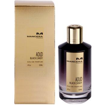 Fotografie Mancera Aoud Black Candy parfemovaná voda unisex 120 ml