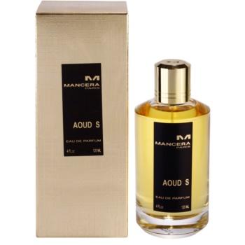 Fotografie Mancera Aoud S parfemovaná voda pro ženy 120 ml