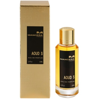 Fotografie Mancera Aoud S parfemovaná voda pro ženy 60 ml
