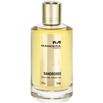 Mancera Aoud Sandroses Eau de Parfum unisex 3