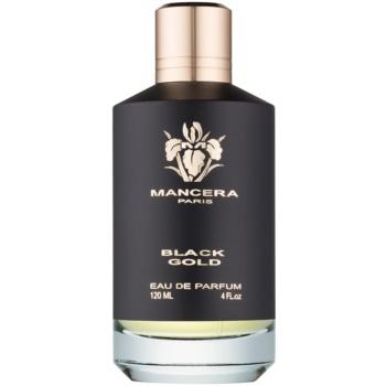 Mancera Black Gold Eau De Parfum pentru barbati 120 ml