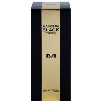 Mancera Intense Black Black Prestigium Eau de Parfum unissexo 5