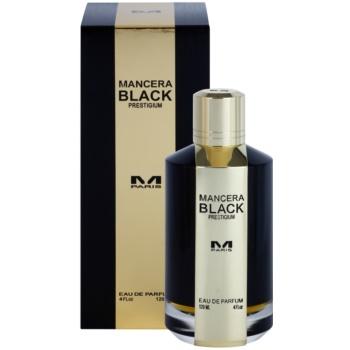 Mancera Intense Black Black Prestigium Eau de Parfum unissexo 1