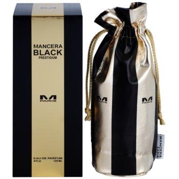 Mancera Intense Black Black Prestigium Eau de Parfum unissexo 2