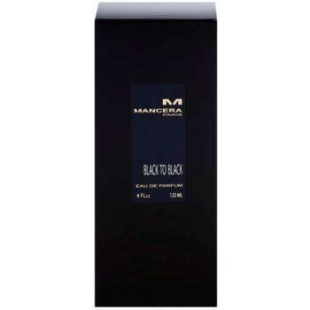 Mancera Black To Black Eau de Parfum unisex 5
