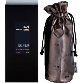Mancera Black To Black Eau de Parfum unisex 2