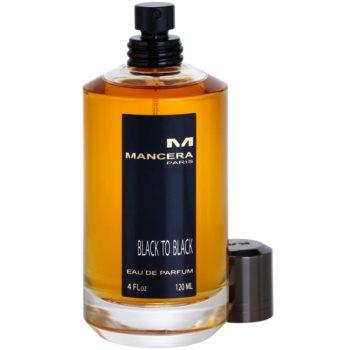 Mancera Black To Black Eau de Parfum unisex 4