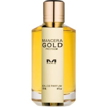 Mancera Gold Prestigium eau de parfum unisex 120 ml