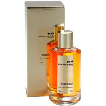 Mancera Gold Intensive Aoud парфумована вода унісекс 1