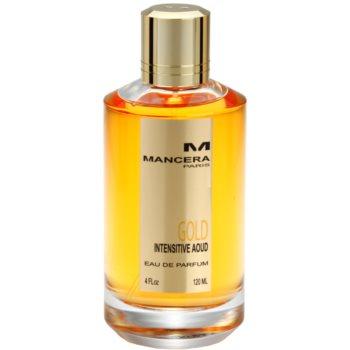 Mancera Gold Intensive Aoud парфумована вода унісекс 2