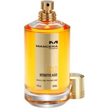 Mancera Gold Intensive Aoud парфумована вода унісекс 3