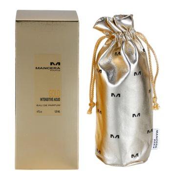 Mancera Gold Intensive Aoud парфумована вода унісекс 4