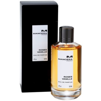 Mancera Roses Vanille Eau de Parfum para mulheres 1