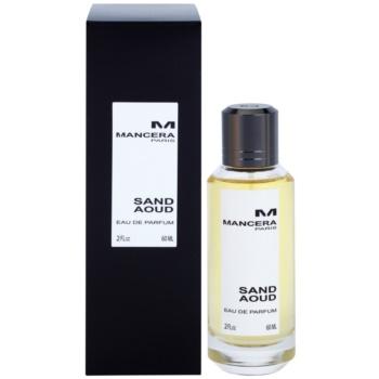 Mancera Sand Aoud eau de parfum unisex 60 ml
