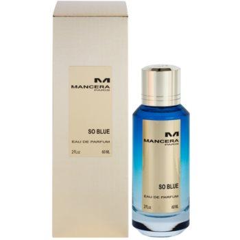 Mancera So Blue eau de parfum unisex 60 ml