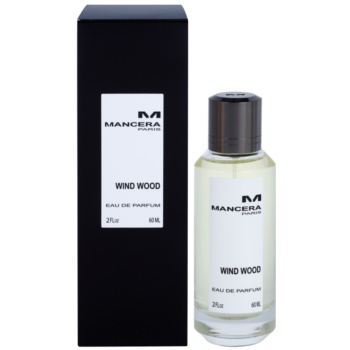 Mancera Wind Wood eau de parfum pentru barbati 60 ml