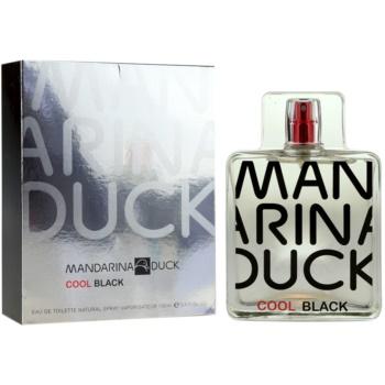 Mandarina Duck Cool Black Eau de Toilette pentru barbati