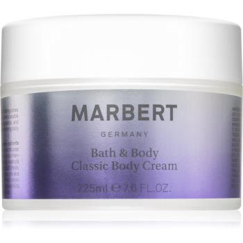 Marbert Bath & Body Classic crema de corp nutritiva