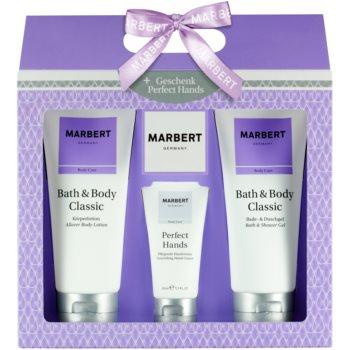 Marbert Bath & Body Classic set cadou III.