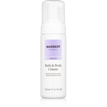 Marbert Bath & Body Classic spumă de duș pentru femei 150 ml
