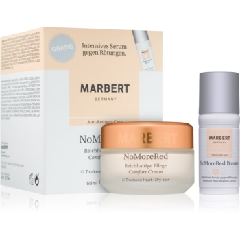 Marbert Anti-Redness Care NoMoreRed crema calmanta ten uscat  Intensive Anti-redness serum 5 ml 50 ml