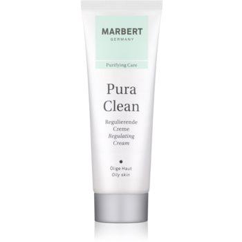 Marbert PuraClean crema de matifiere cu efect de hidratare crema de matifiere cu efect de hidratare pentru ten gras  50 ml