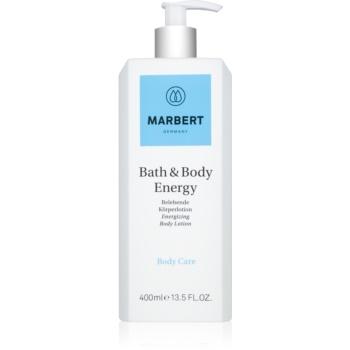 Marbert Bath & Body Energy Lapte de corp pentru femei 400 ml