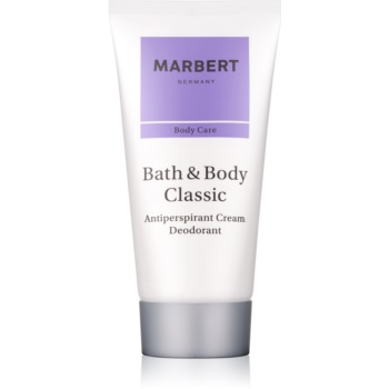 Marbert Bath & Body Classic deodorant Cream pentru femei 50 ml