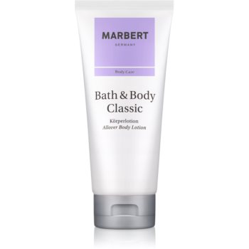 Marbert Bath & Body Classic Lapte de corp pentru femei 200 ml